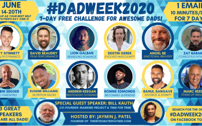 Dad Week 2020 virtual presentation